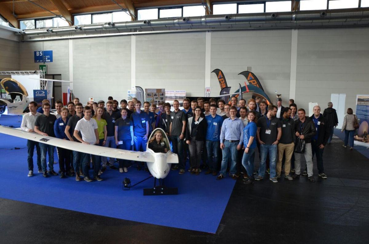 Gruppenbild Aero